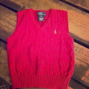 Polo Ralph Lauren sweater vest